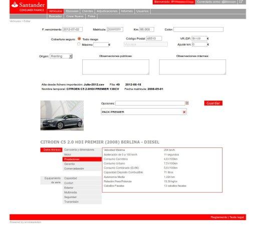Vehiculo-SantaderConsumer